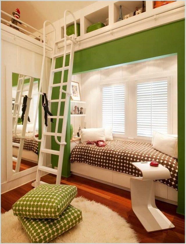 17 Clever Kids Room Storage Ideas 6