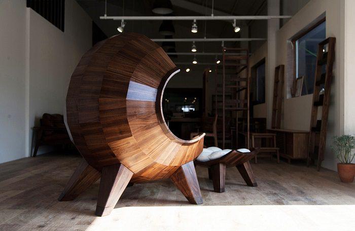 A Stylish Segment Chair By Sae Rom Yoon 3