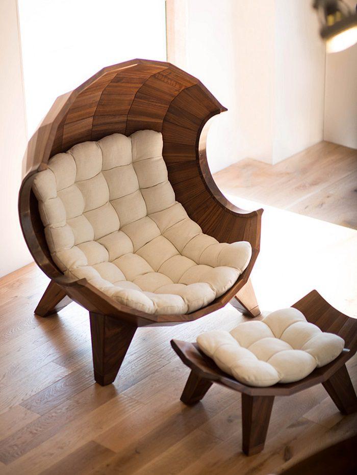 A Stylish Segment Chair By Sae Rom Yoon 4