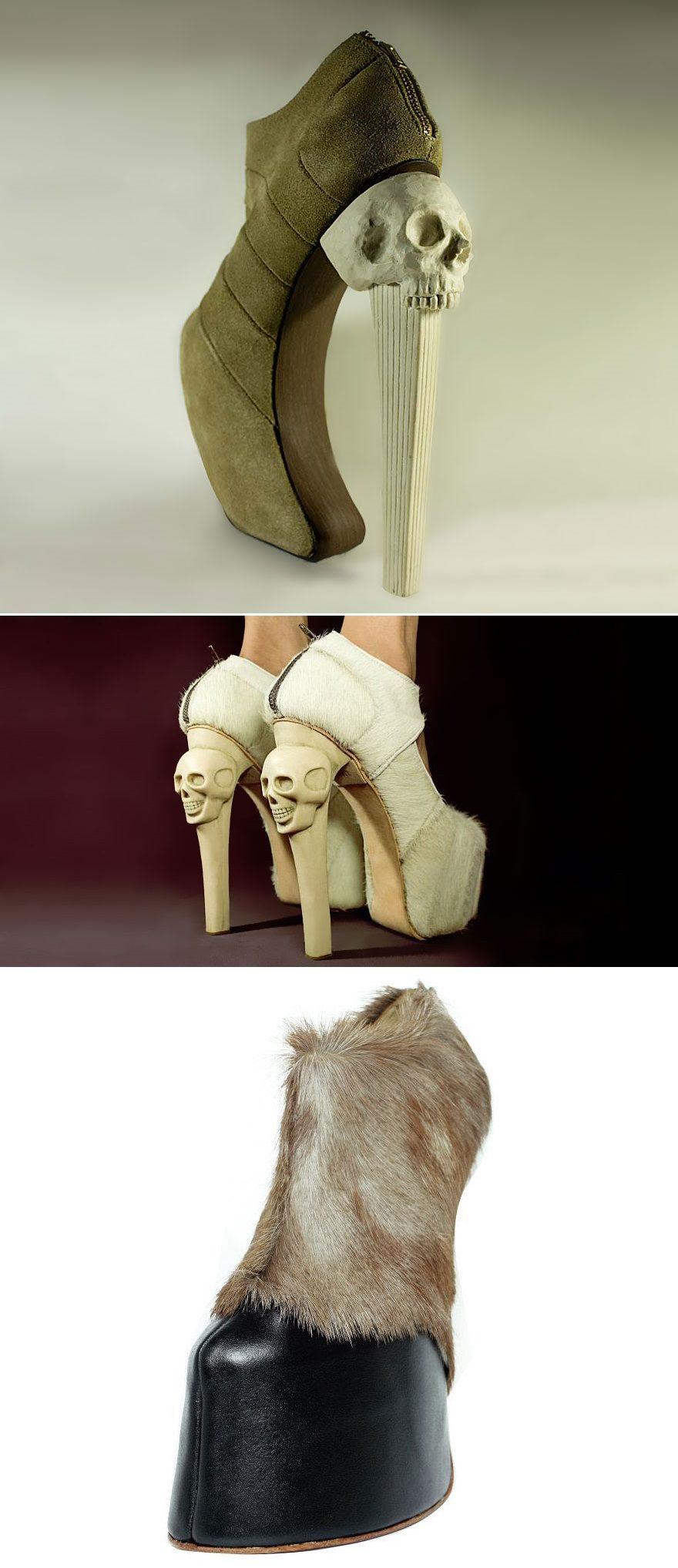 Crazy Shoes by Filipino Designer Kermit Tesoro 2