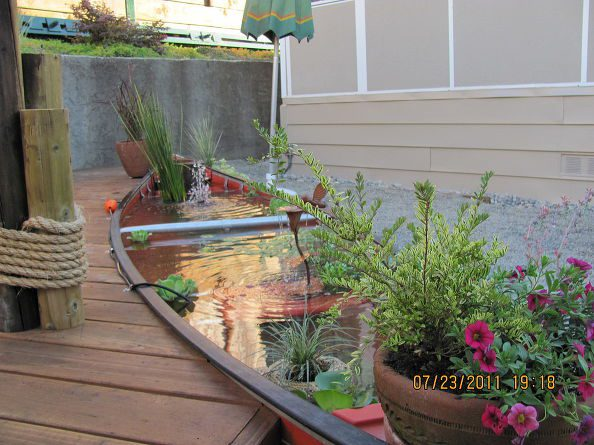 Give A Nautical Landscape Theme To Your Backyard 1