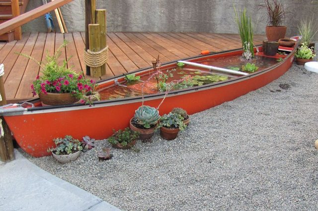Give A Nautical Landscape Theme To Your Backyard 2