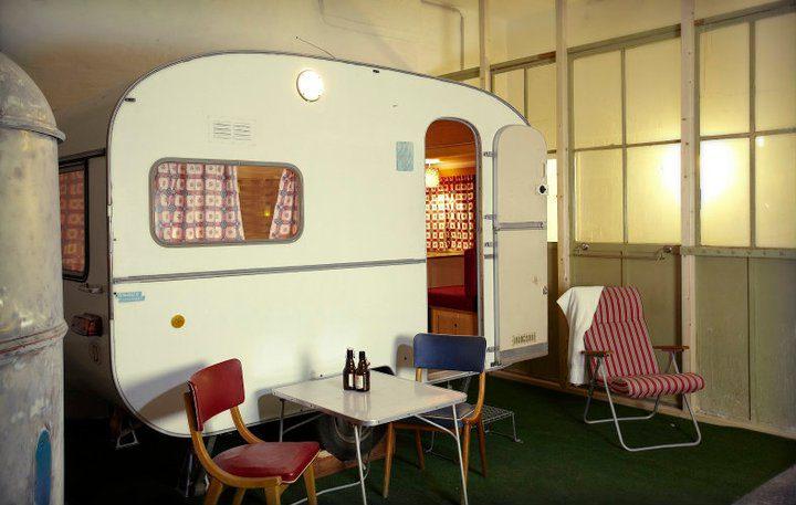 Hutten Palast Caravan Hotel in Berlin 1