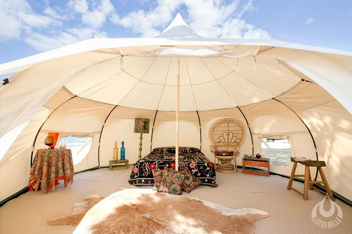 Lotus Belle Luxury Camping Tents 4