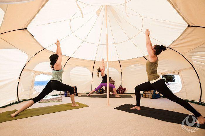 Lotus Belle Luxury Camping Tents 7