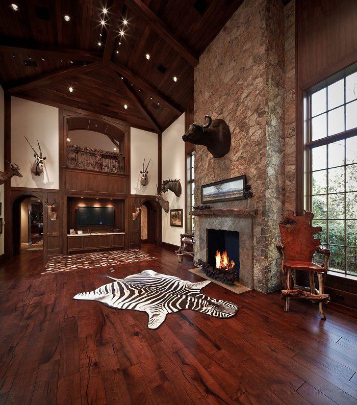 Pallet Wood Flooring 6