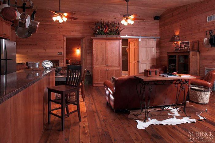 Pallet Wood Flooring 7