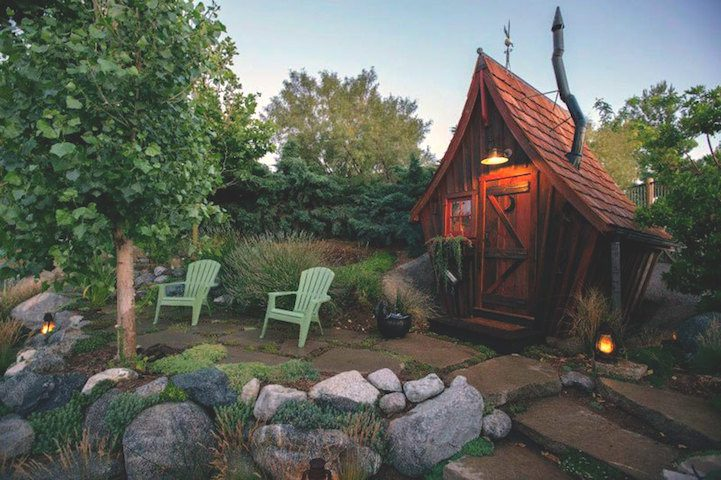 Playful Tiny Homes For Your Own Fairy Land 3