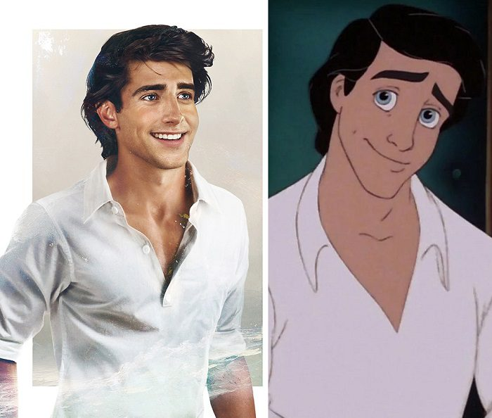 Prince Eric from The Little Mermaid