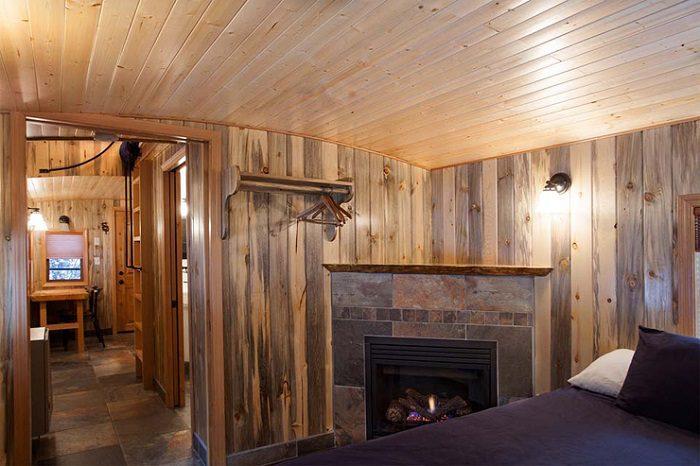 The Glacier National Park Izaak Walton Inn 4