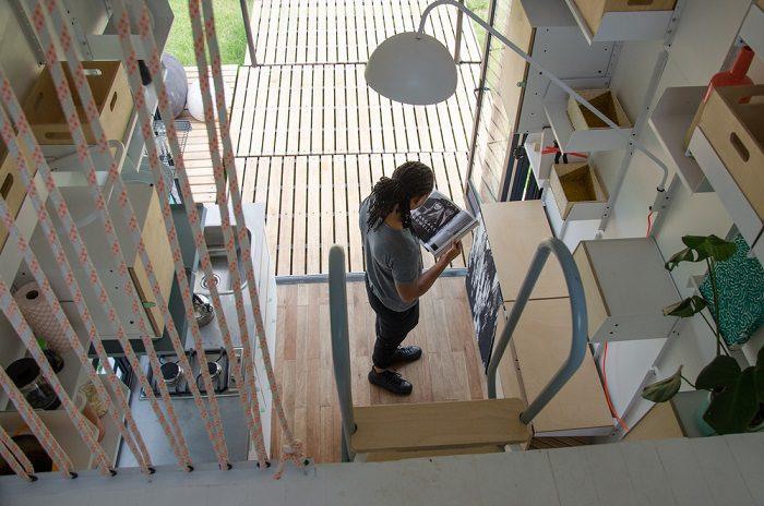 Tiny House POD Idladla 2
