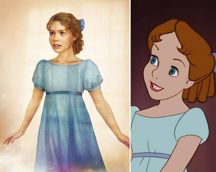 Wendy from Peter Pan
