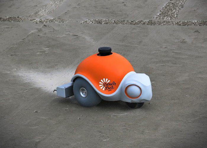 World's First Autonomous Sand Art Robot 1