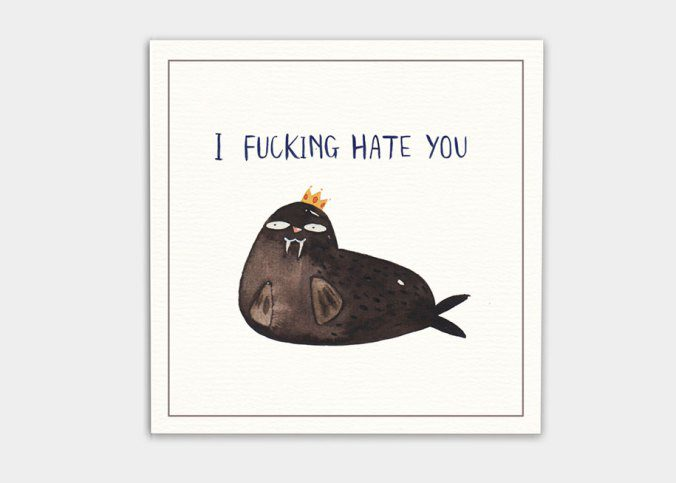 Adorable Postcards For Your Enemies 10
