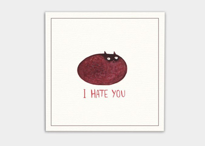 Adorable Postcards For Your Enemies 3