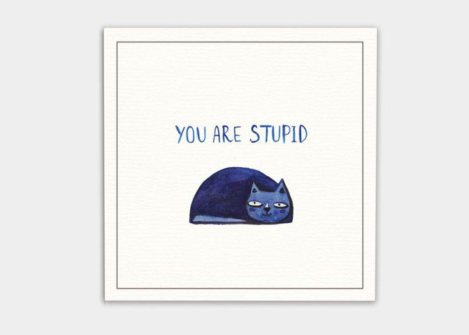 Adorable Postcards For Your Enemies 6
