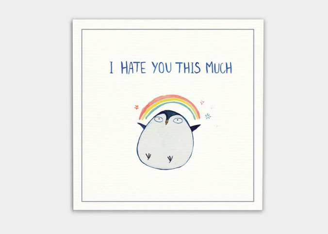 Adorable Postcards For Your Enemies 7