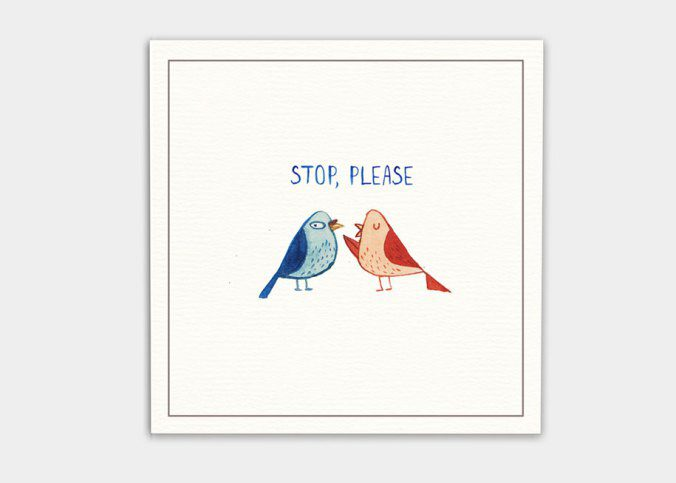 Adorable Postcards For Your Enemies 9
