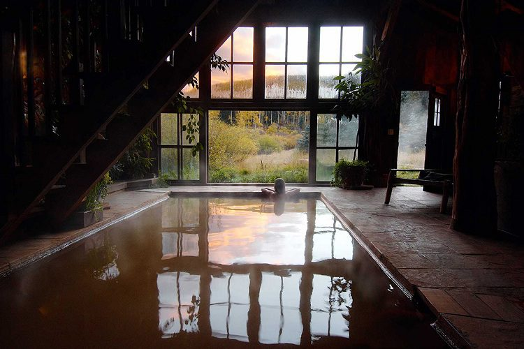 Duunton Hot Springs Resortin Colorado 4