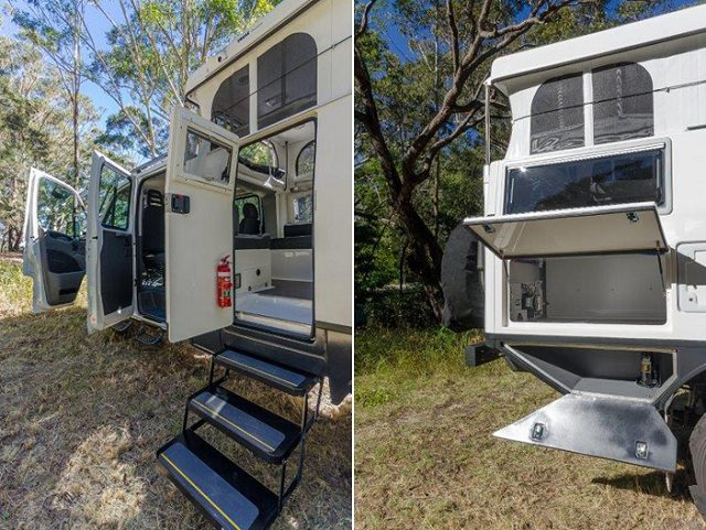 EarthCruiser: Expedition Campers for Extended Travel
