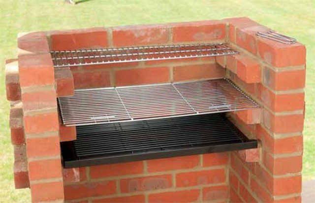 How To Build A Brick Barbecue For Your Backyard 2