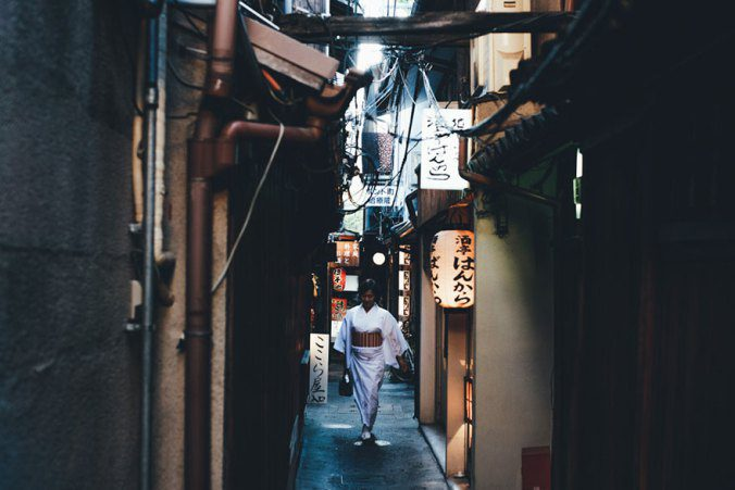 Japanese Photographer Captures Amazing Beauty Of Everyday Life In His Country 12