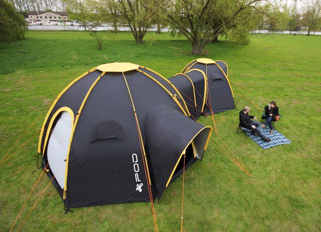 POD Tents Modular Camping System 2