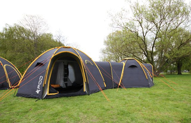Pod Tents Modular Camping System Icreatived