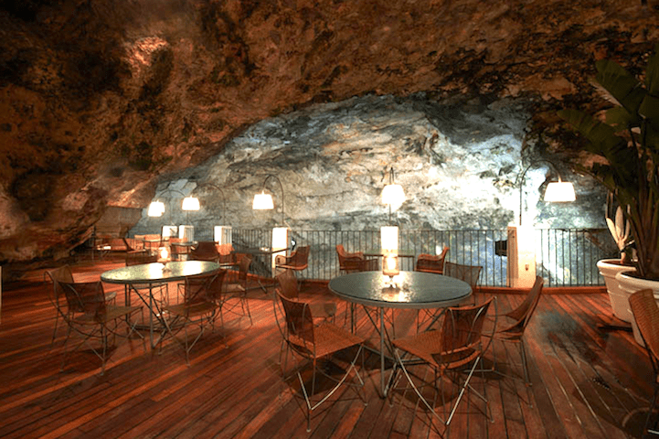 Restaurant Built Inside a Cave Offers Unique Dining Experience Along the Adriatic Sea 3