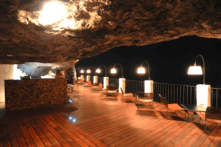 Restaurant Built Inside a Cave Offers Unique Dining Experience Along the Adriatic Sea 4
