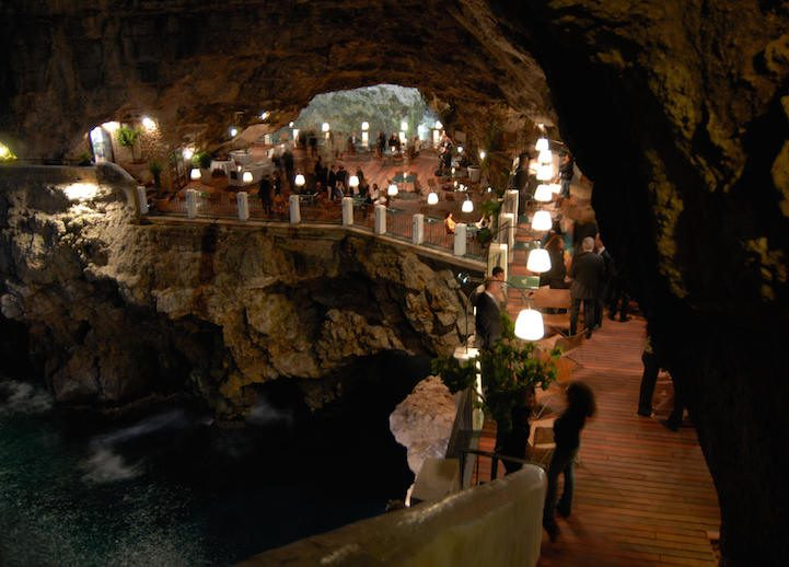Restaurant Built Inside a Cave Offers Unique Dining Experience Along the Adriatic Sea 9