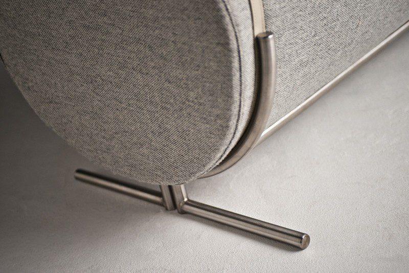 'Slashed' Sofa by Charlotte Kingsworth 3