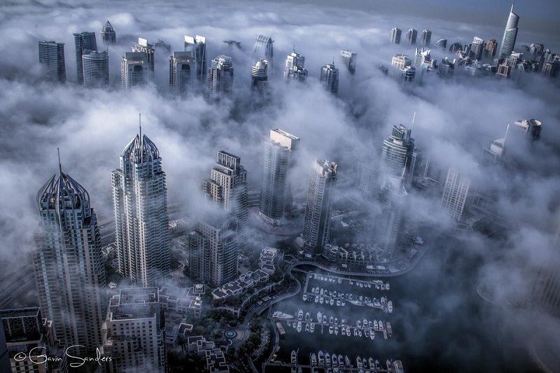 The Wonders Of Aerial-Dubai Experience 1