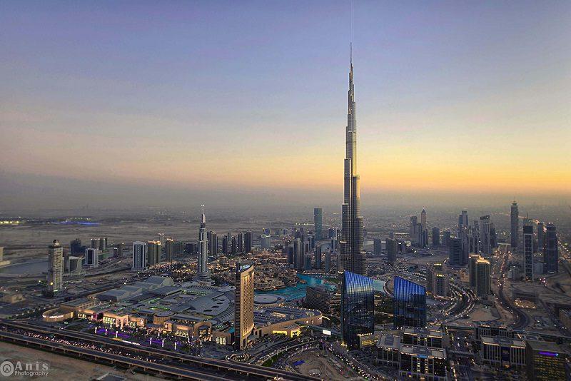 The Wonders Of Aerial-Dubai Experience 10