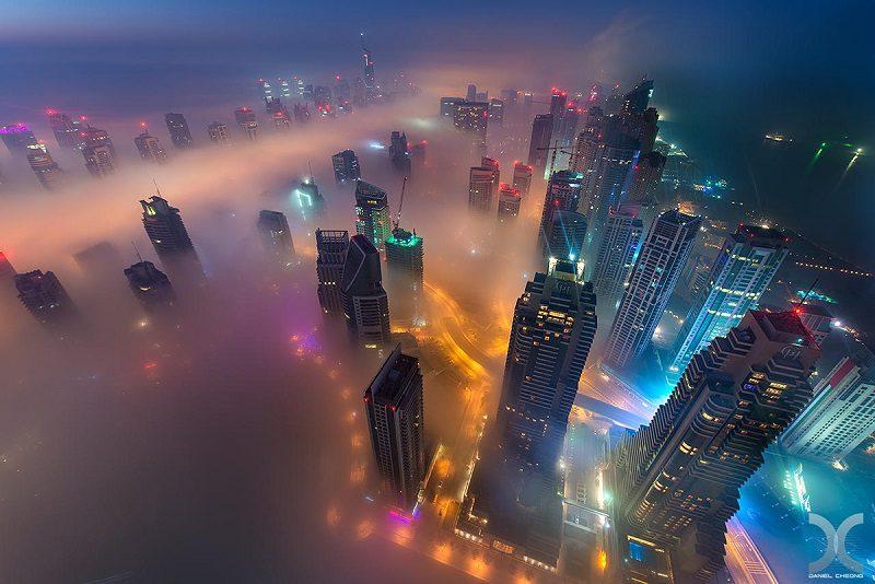 The Wonders Of Aerial-Dubai Experience 12