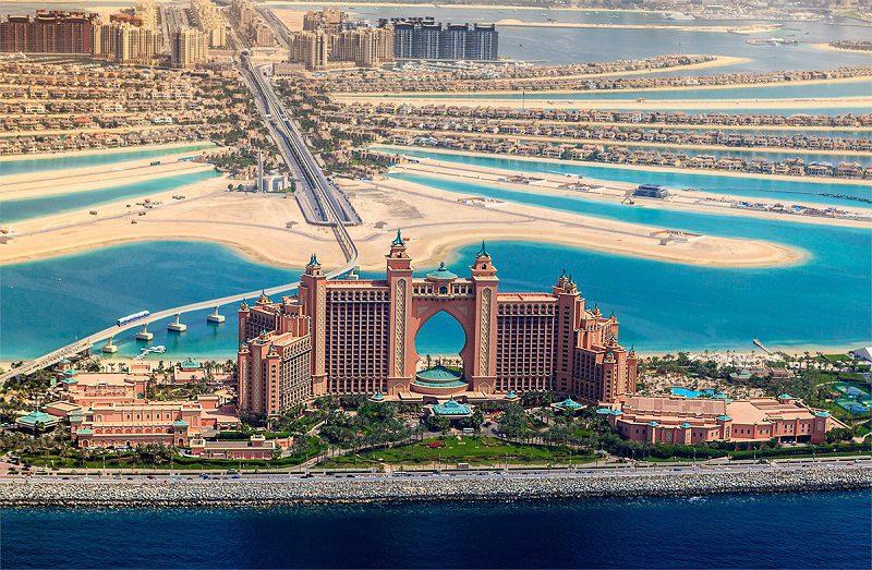 The Wonders Of Aerial-Dubai Experience 13