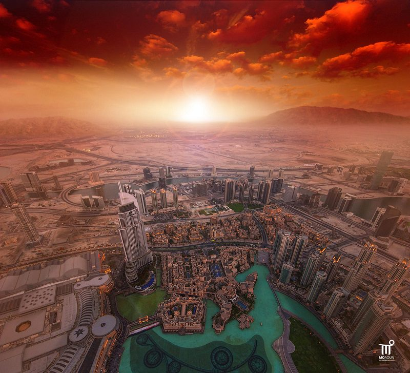 The Wonders Of Aerial-Dubai Experience 16
