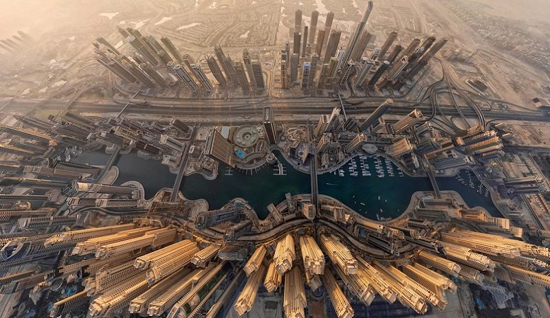 The Wonders Of Aerial-Dubai Experience 19
