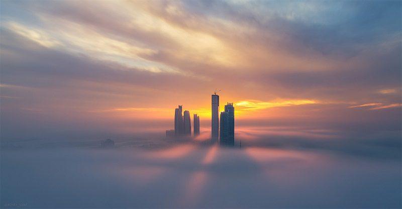 The Wonders Of Aerial-Dubai Experience 2