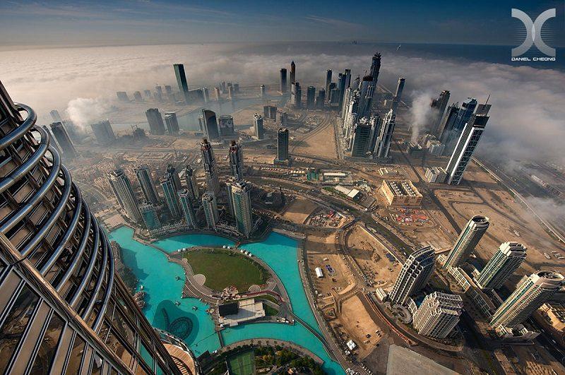 The Wonders Of Aerial-Dubai Experience 3