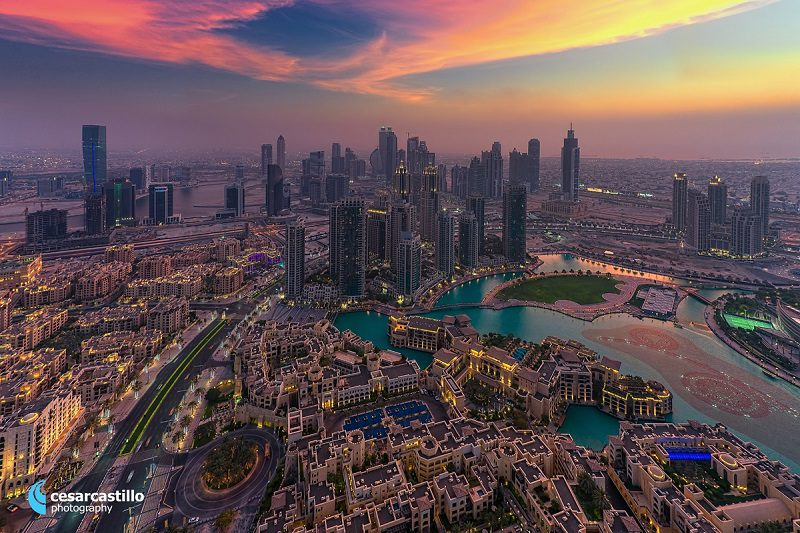 The Wonders Of Aerial-Dubai Experience 4