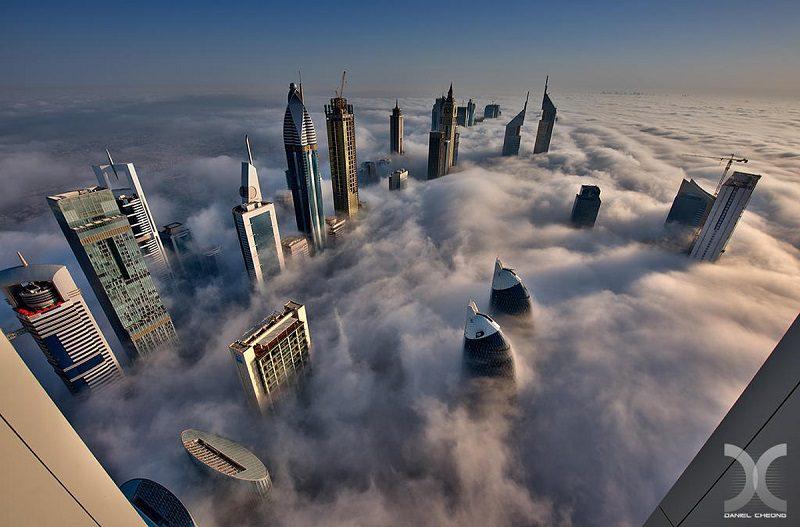The Wonders Of Aerial-Dubai Experience 5