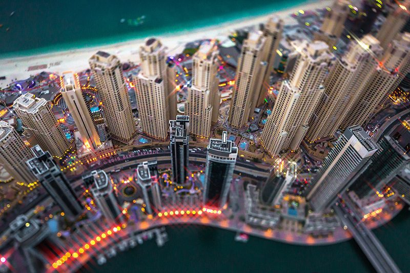 The Wonders Of Aerial-Dubai Experience 9