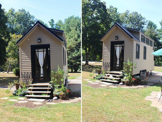 Tiny Hall House 1