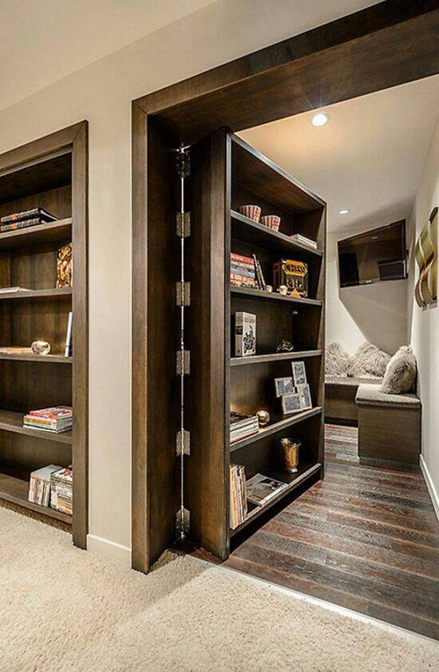 14 Hidden Room Ideas For Your Home 2