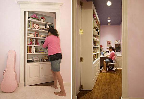 14 Hidden Room Ideas For Your Home 4