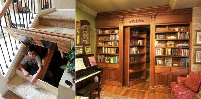 15 Hidden Room Ideas For Your Home iCreatived