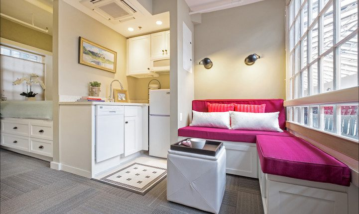 America's Oldest Mall Now Contains 48 Charming Economical Micro-Apartments 4