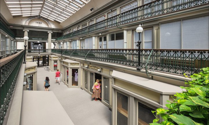 America's Oldest Mall Now Contains 48 Charming Economical Micro-Apartments 7