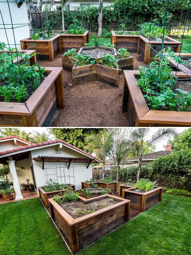 How-to-Build-A-U-Shaped-Raised-Garden-Bed-3 Vegetable Garden Designs And Shapes on pool shapes, food shapes, tomato shapes, pergola shapes, spa shapes, flower garden shapes, vegetable cards, home shapes, fall shapes, trees shapes, fruit shapes,